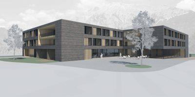Sozialzentrum Wattens Süd